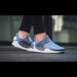 Nike Sock Dart Women's Shoe, Work Blue, Size 7